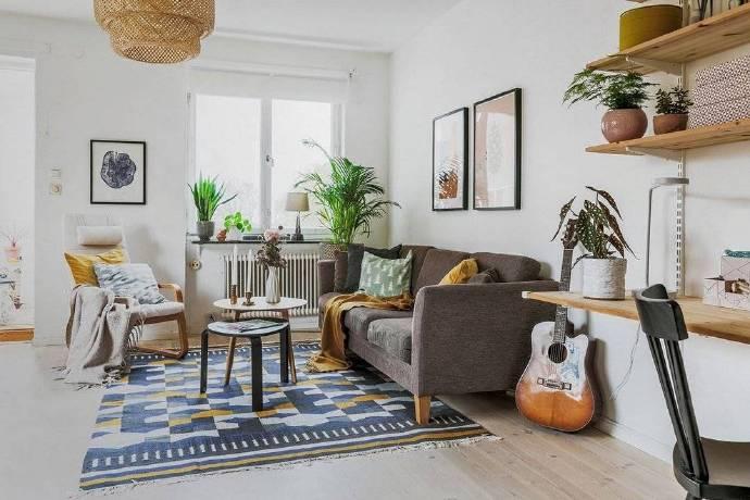 多元化混搭风格装修,带来不一般的居住感