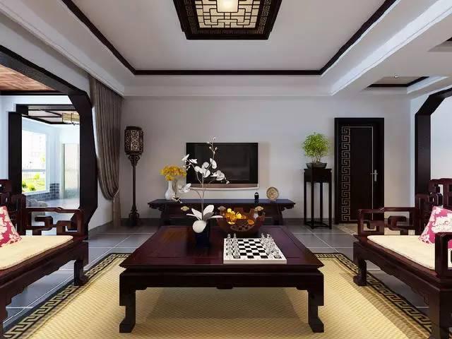 中式风格效果图鉴赏 适合修身养性的地方