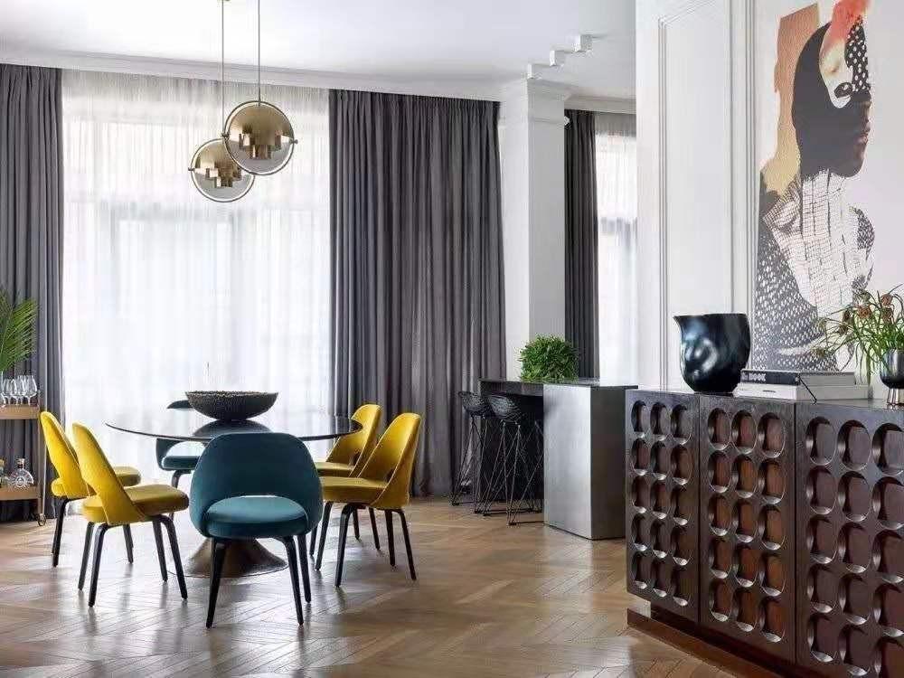 老式公寓变新居