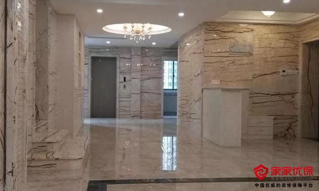 新房装修全屋贴砖怎么样?大户型全屋贴砖装修效果图
