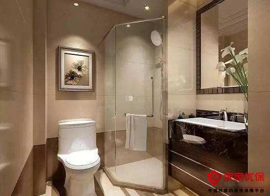 卫生间可不可以挂装饰画 卫生间门适合什么装饰画