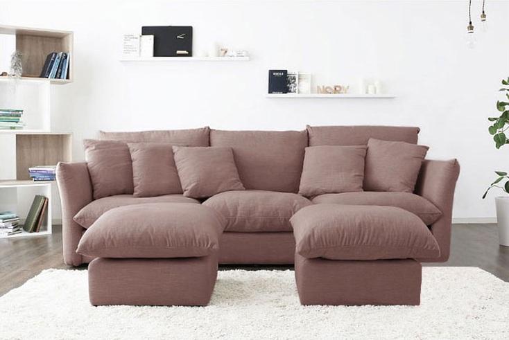 北欧乳胶沙发