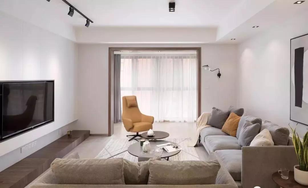 现代简约风格装修案例鉴赏,舒适自在的生活空间