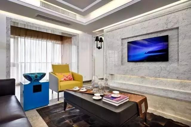 时尚后现代风格装修案例,低调奢华的个性家居