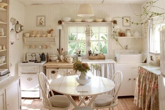 田园风格厨房怎样装修?田园风格厨房装修技巧