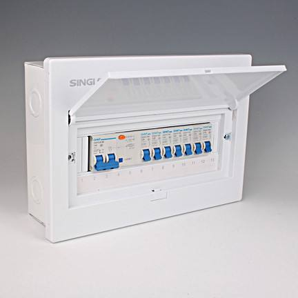 强电箱可以移位吗?强电箱接线图详解