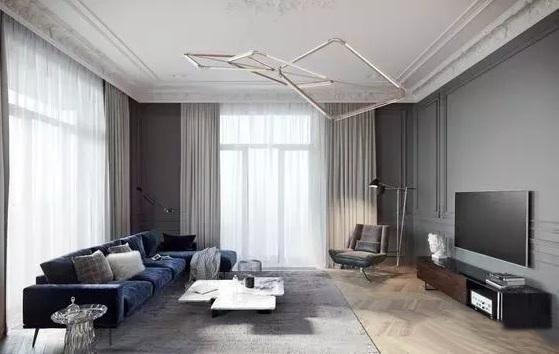窗帘如何确定尺寸?五种挂窗帘的方法